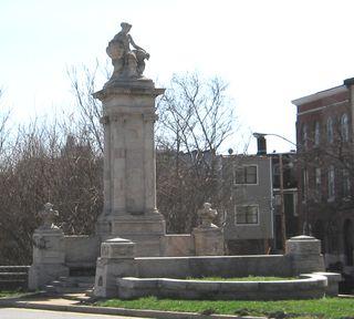Fallsway.monument