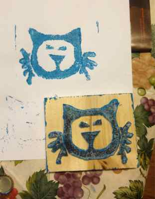 Stamping out cats