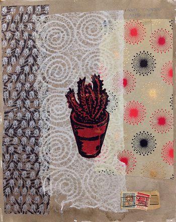 Red cactus.2